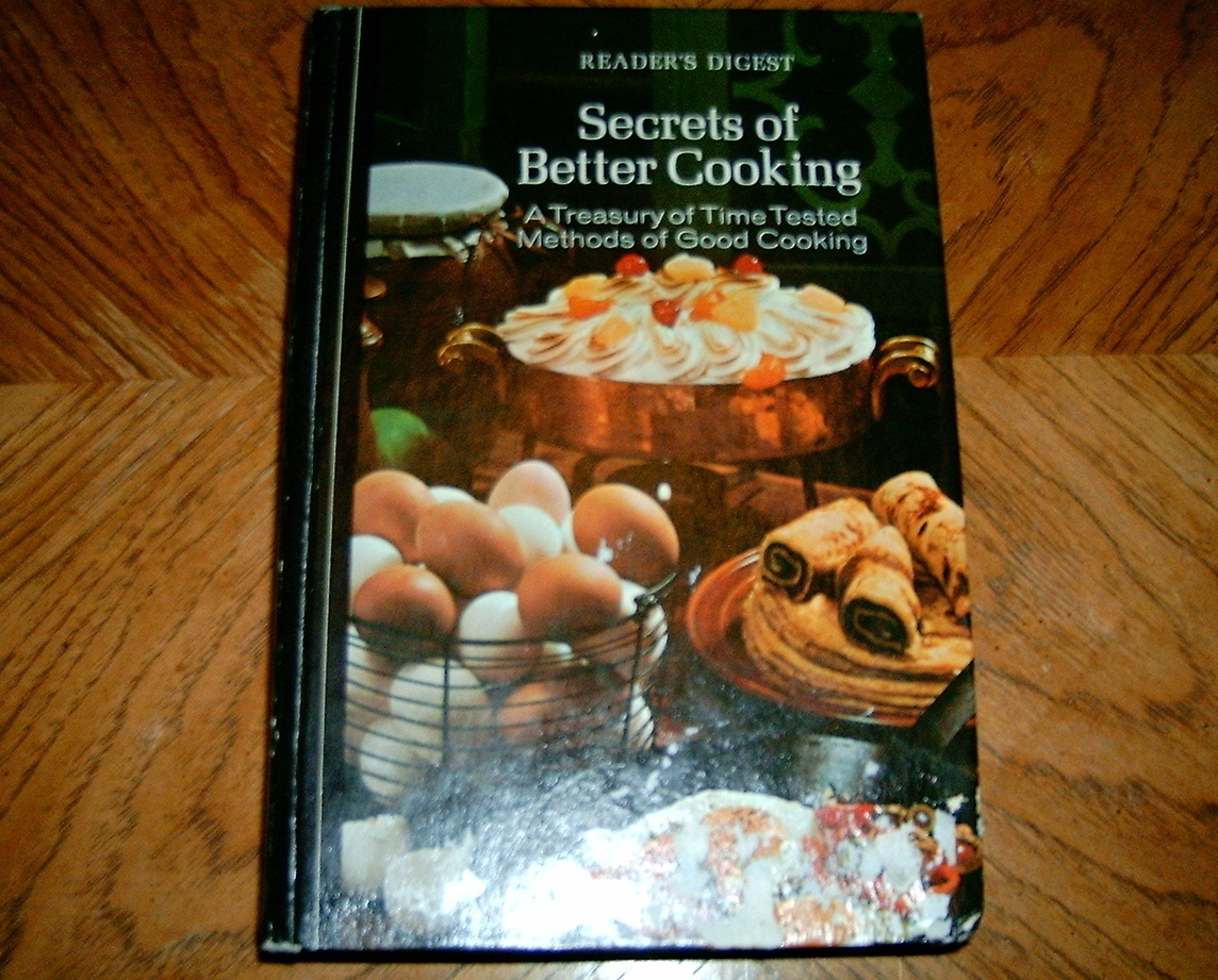 Readers Digest Secrets of Better Cooking Treasury of