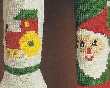 Knitting Pattern Central - Free Christmas Knitting Pattern