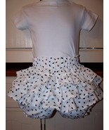 Ruffled Bootey Fancy Pants Diaper Cover A1 BZ - $21.95