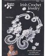 RARE~Irish Crochet Jewelry~Annie's Attic~4 Designs - £27.29 GBP