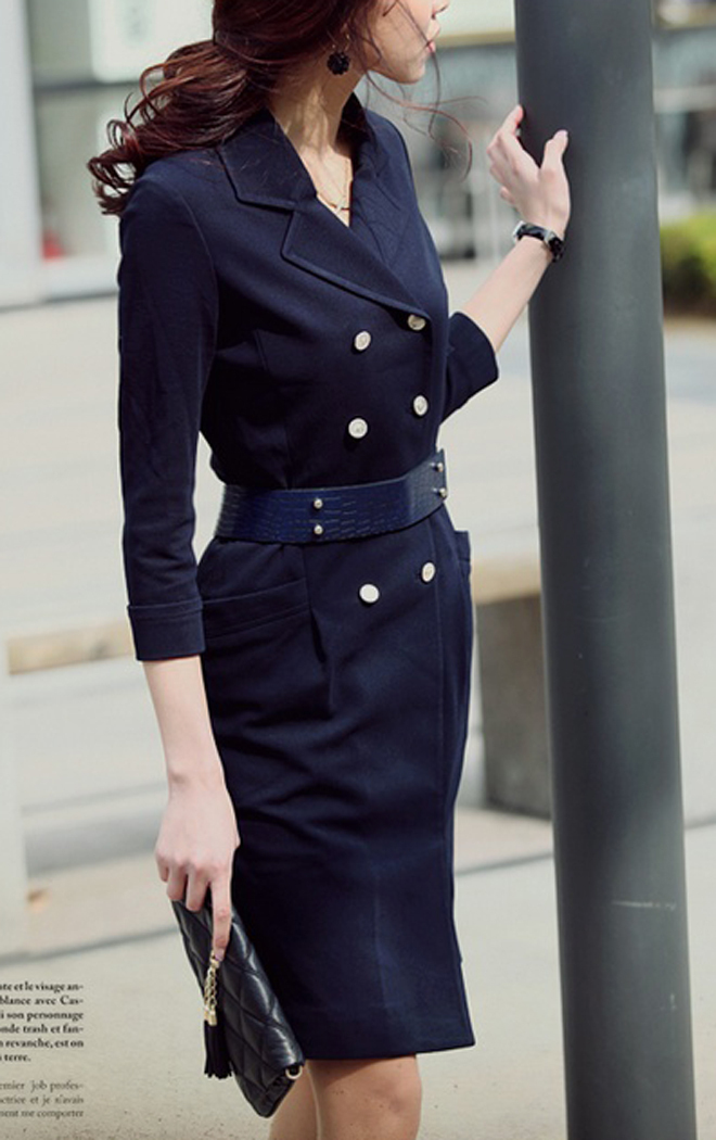 2012_spring_summer_double_breasted_coat_dress_side
