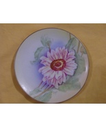 Early 1900s Rudolstadt Floral Plate Signed Beyer - $14.99