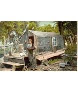 Hermit of Chautauqua Lake New York Post Card - $5.00