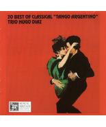Tango Argentino - Trio Hugo Diaz CD OOP/Scarce! - $6.00