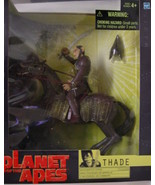 Thade  With Battle Steed Planet of the Apes Act... - $9.00