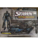 Flashpoint Nitro Riders  Action Figure - $13.00