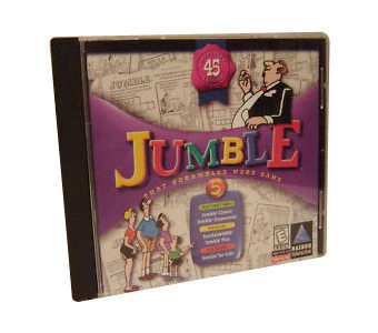 Jumble-That Scrambled Word Game (PC Game CDrom win95/98)