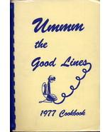 Region Cookbook Nebraska NE Lincoln Telephone C... - $7.99