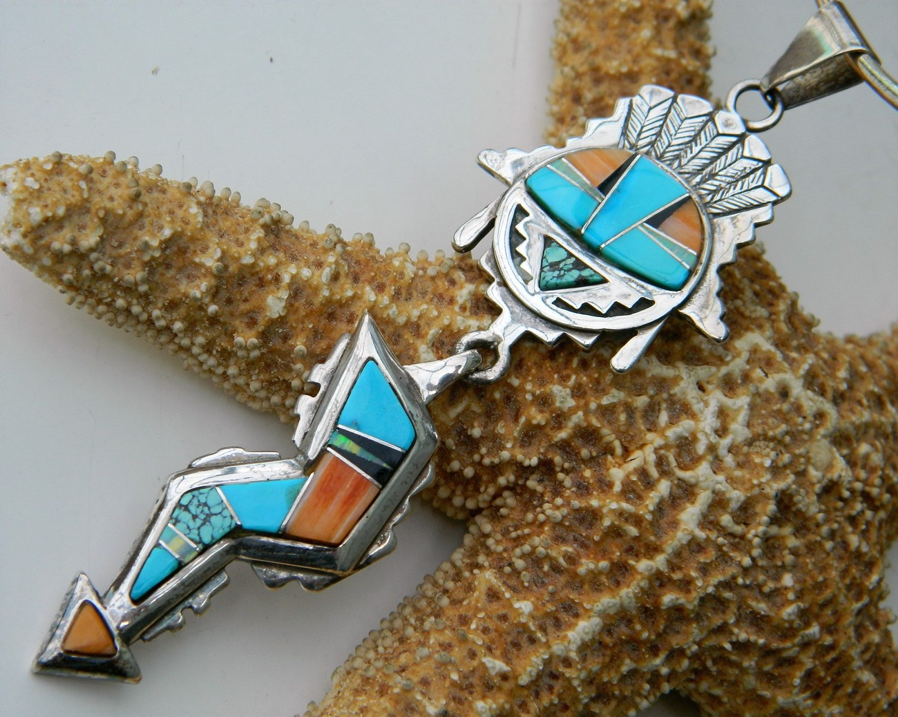 Native_american_sterling_turquoise_necklace_signed_begay