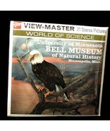 Minnesota University Bell Museum Viewmaster New... - £10.24 GBP
