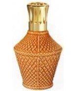 Lampe Berger Lampe, Woven Basket, Orange, New - $100.00