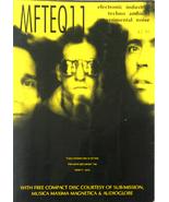 1995 MFTEQ Music Magazine Electronic Industrial... - $20.00