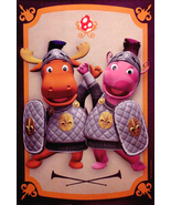 Backyardigans Poster SET * TALE OF THE MIGHTY K... - $36.00