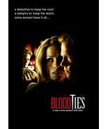 Tanya Huff's BLOOD TIES Poster 3' x 4' Lifetime... - $60.00