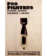 Foo Fighters ECHOES SILENCE PATIENCE & GRACE Or... - $120.00