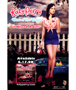 Katy Perry * I KISSED A GIRL * Music Poster 2' ... - $50.00