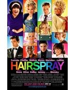 HAIRSPRAY Movie Poster JOHN TRAVOLTA & MICHELLE... - $120.00
