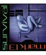 Mark 13 - Survival CD Rare 1994 Electro-Industrial - $9.00