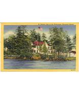 St Helena Island Thousand Islands Vintage Post ... - $3.00