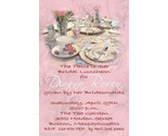 Buy Announcements - Bridal Shower Brunch Tea Invitation Engagement Party JG