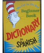 The Cat in the Hat Beginner Book Spanish Dictio... - $7.95