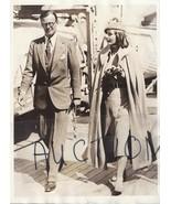 Greta Garbo Vintage Original News Photo with Br... - $59.99