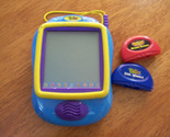 Buy Electronic Games  - FISHER PRICE PIXTER SYSTEM WITH 2 GAMES RESCUE HEROES!!