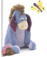 RARE~Disney~Pooh & Little Buddies Thread Croche... - £30.91 GBP