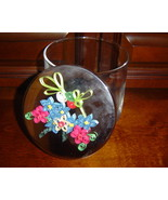 Keepsake Container,Handcrafted Paper Quill Humm... - $39.95