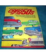 Consumer Guide Cars of the 50's Book