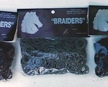 Buy Braiders - Braiders mane and tail braiding bands brown black or grey