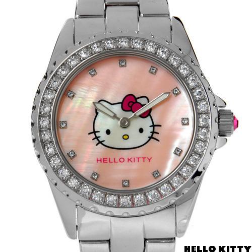 Hello Kitty Crystal Watch