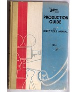 The Film Daily 1937 Product Guide And Director'... - $39.99