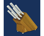 Buy Rada 6 pc Cutlery Set with Oak Block