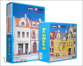 KIBRI HO 8386 8345 - 3 Townhouses with Shop - 2... - $84.50