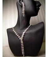 GENUINE AUSTRIAN CRYSTAL JEWELRY SET Earrings &... - $12.50