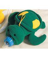 Baby Bottle Huggers  Turtle - $12.75