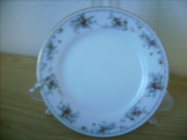 NORITAKE LEGENDARY SECRET LOVE 3481 BREAD plate