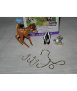 Hallmark 2000 Walt Disney Frolicking Friends Bambi Thumper 