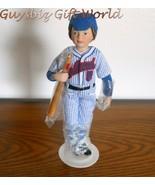 Avon Childhood Porcelain doll Grand Slammer #5 - $9.90