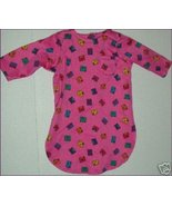 AMERICAN Girl Doll Hot Pink Mail DRESS tagged P... - $9.99