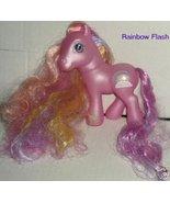 G3 Newer My Little Pony MLP RAINBOW FLASH - $5.00
