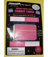 Grow Your Own Credit Card gag gift pink Groom e... - $3.77