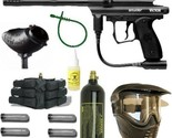 Buy Paintball - Spyder Victor 09 Paintball Gun Marker Mega Set