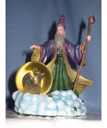 Heritage House Collectible Wizard Statue magica... - $12.77