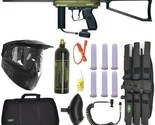 Buy Paintball - Spyder MR1 Tactical Paintball Marker Gun SNIPER SET