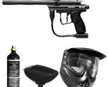 Buy Paintball - Spyder Paintball Victor Gun Marker Package (Black)