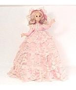 Vintage 1960s Eegee Teen Doll w Sleep Eyes Pink... - $34.95