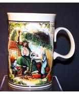 Dunoon Charles Dickens Christmas Carol Mug Ghost of Christmas Present - $10.00