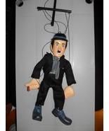 Charlie Chaplin Wooden Marionette Puppet - $39.99